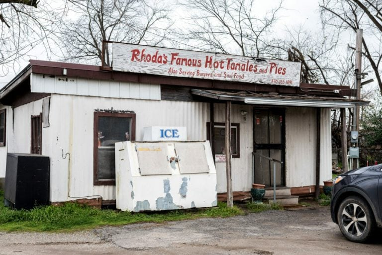 Rhoda's Famous Hot Tamales and Pies