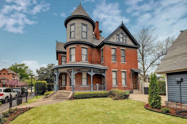 Coolest Airbnbs in Little Rock Arkansas